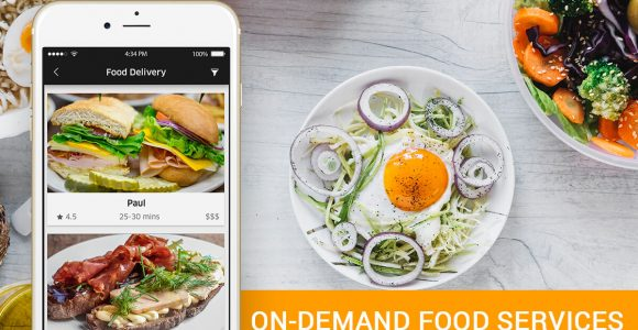 Why On-Demand Food Services is The Next Big Thing in On-Demand Economy | Complete Connection