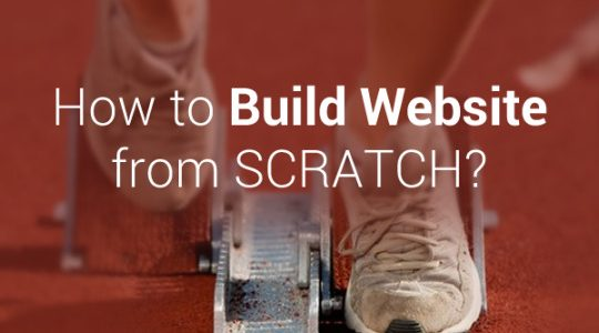 How to Build a Profitable Ecommerce Website from the Scratch?