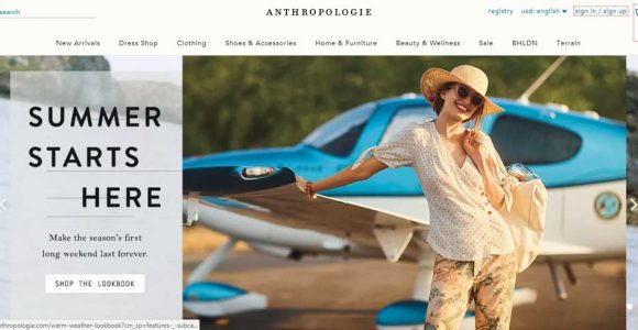13 Best Stores Like Anthropologie