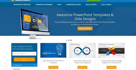 SlideModel Review: The Powerhouse of PowerPoint Templates