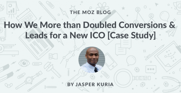 How We More than Doubled Conversions & Leads for a New ICO [Case Study]