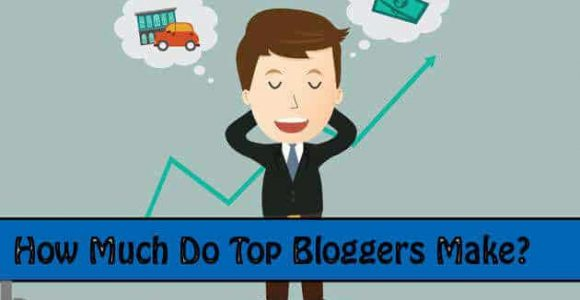Top Bloggers Income Report August 2018: [how much do bloggers make?]
