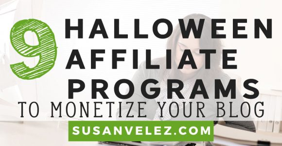 9 Halloween Affiliate Programs: Ideas To Make You Money