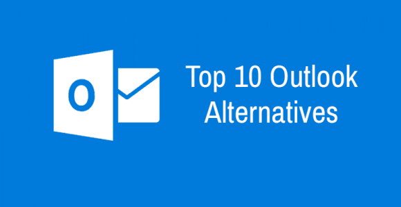 Top 10 Outlook Alternative for MailBox Service