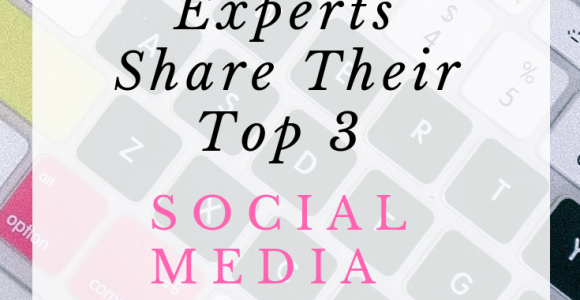 9 Experts Share their favorite [Top 3] Social Media Tools To Grow Blog Traffic