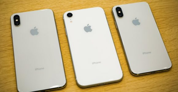 All new iPhone XS, iPhone XS Max and iPhone XR