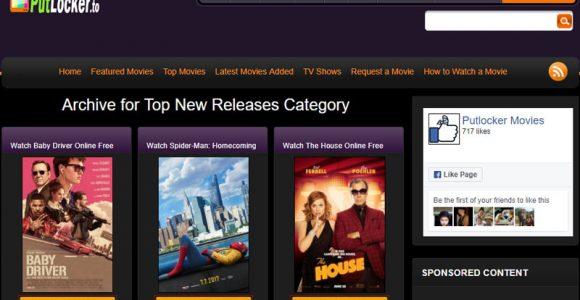 Top 10 Sites like Putlocker