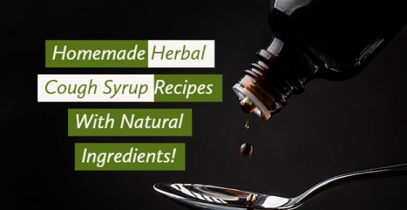 Homemade Herbal Cough Syrup Recipes With Natural Ingredients!