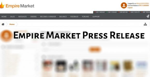 Empire Market Press Release – 20th February, 2018