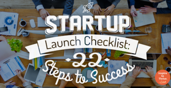 Startup Launch Checklist: 22 Steps to Success – by Wrike