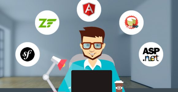 Top 5 Frameworks to Supercharge your Web Application Development