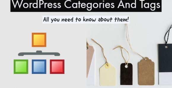 WordPress Categories And Tags – All you need to know about them!