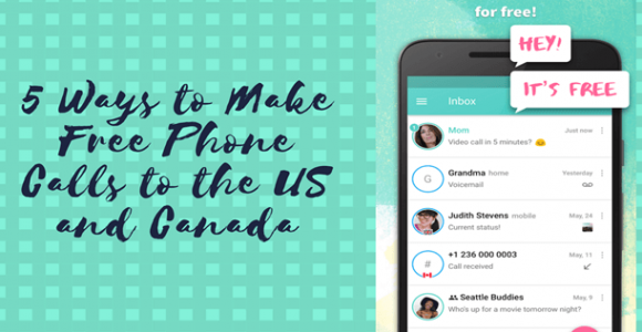 Best Apps to Make Free Phone Calls to USA and Canada | CompleteConnection