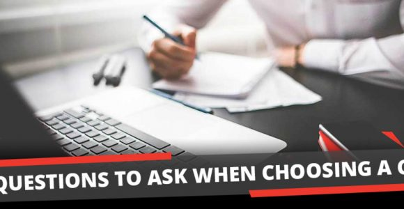 5 Questions to Ask When Choosing a CMS for your Website