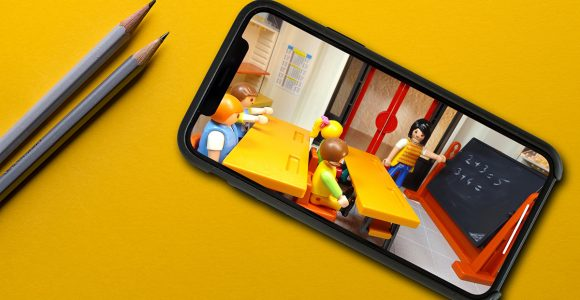 Classroom in a Pocket? Creating a Mobile eLearning Environment