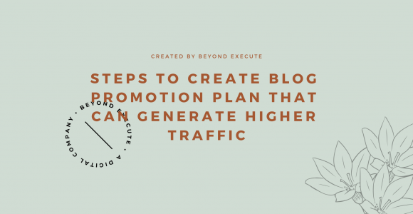 9 Easy Ways To Create Skyrocket Blog Promotion Plan.