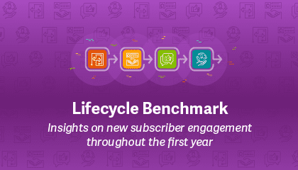 Lifecycle Benchmark for Email Marketing / Analyzed 1,387 Brands