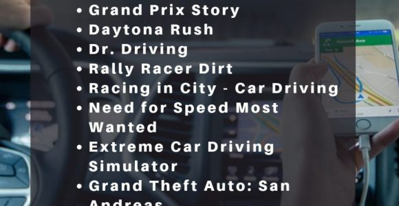 10 Driving Mobile games for iPhone and android