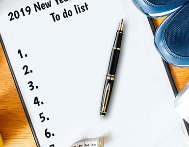 Begin 2019 On a Healthy Note With These New Year Resolutions