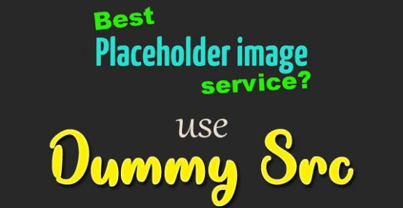 Dummy Src – Instant free placeholder images for JPG, GIF & PNG