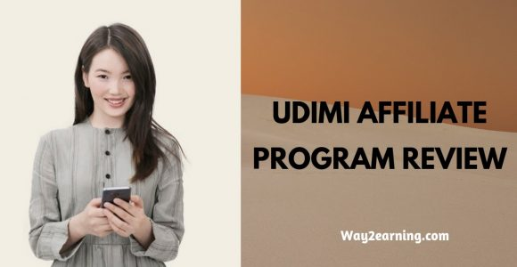 Udimi Affiliate Program Review : Earn Recurring Income