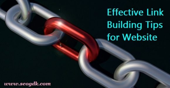 Number of Ways in Which Effective Link Building Can Benefit Your Website