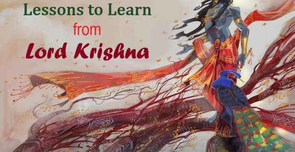 8 Life Changing Lessons to Learn from Lord Krishna | Invajy