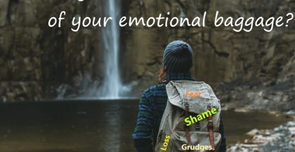 How to get rid of your emotional baggage? | Invajy