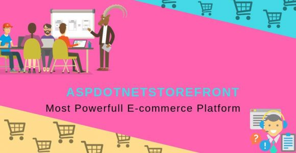 AspDotNetStoreFront: Most Powerful E-commerce Platform