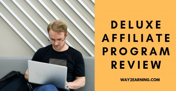 Deluxe Affiliate Program Review : Refer Clients And Earn Income