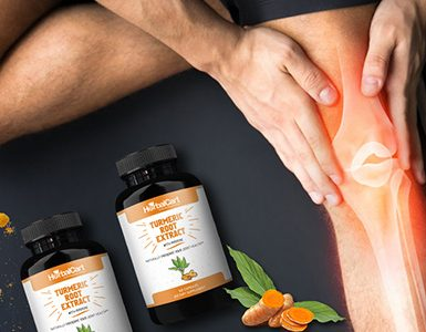 Say Goodbye To Aching Joints With Turmeric Root Extract And More