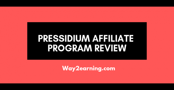 Pressidium Affiliate Program Review : Refer And Earn