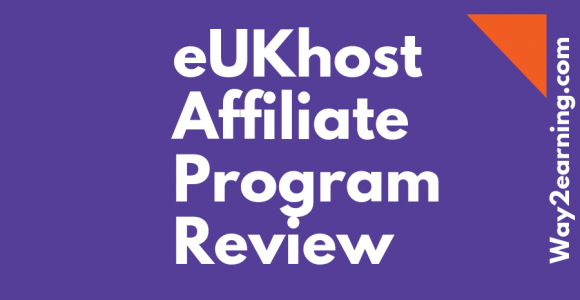 eUKhost Affiliate Program Review : Refer And Earn