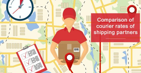 Compare Courier Delivery and Shipping Rates in India – ShipRocket