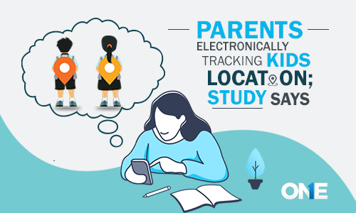 1 in 5 Parents Electronically Tracking Kid's Location: Study says