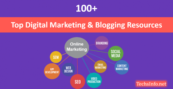 100+ Top Digital Marketing and Blogging Resources To Read In 2019