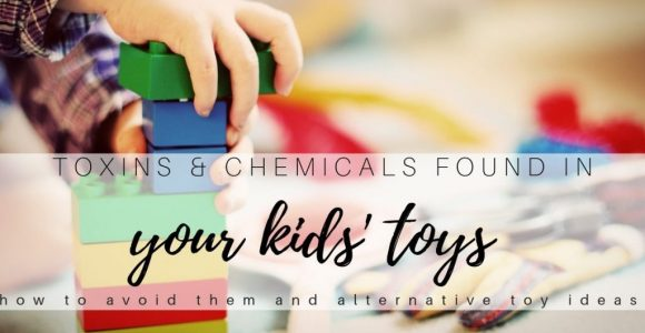 Alternatives to Plastic & Toxic Toys
