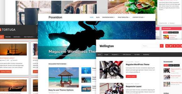 30+ Best Examples of The7 WordPress Theme