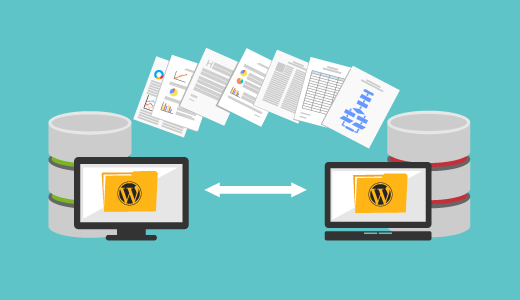"How to Migrate a WordPress site with ""All in one Wp Migration""?"
