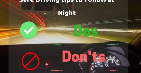 08 Night safe driving tips to follow