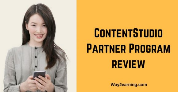 ContentStudio Partner Program Review