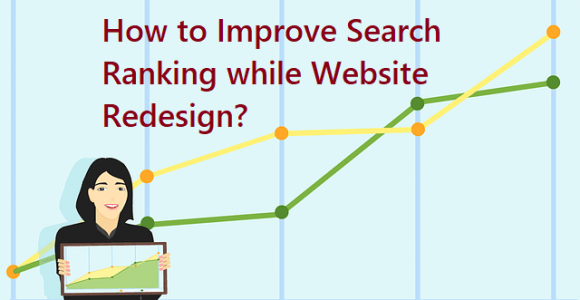 Steps to Recover SEO Traffic and Ranking after Website Redesign