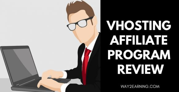 VHosting Affiliate Program Review : Earn Recurring Income