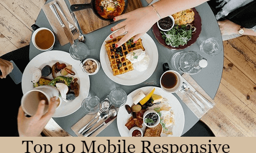 Top 10 Best WordPress Restaurant Themes in 2019