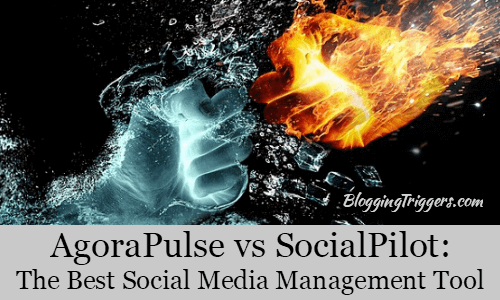 AgoraPulse vs SocialPilot: Comparison of Social Media Management Features