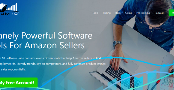 Helium10 Review: The Swiss Army Knife of Successful Amazon Sellers