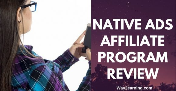 Native Ads Affiliate Program Review
