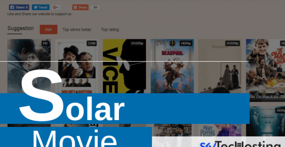 Top 11 Solarmovie alternatives