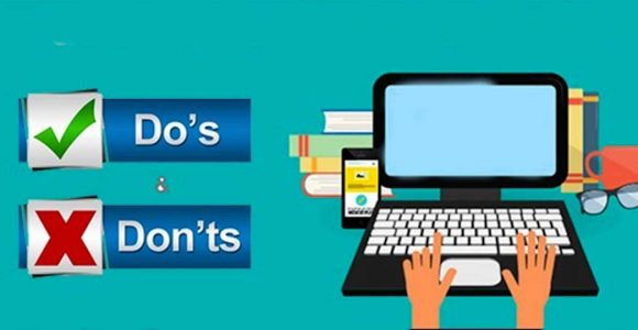 Do's and Don'ts at the time of JEE Exam in 2019