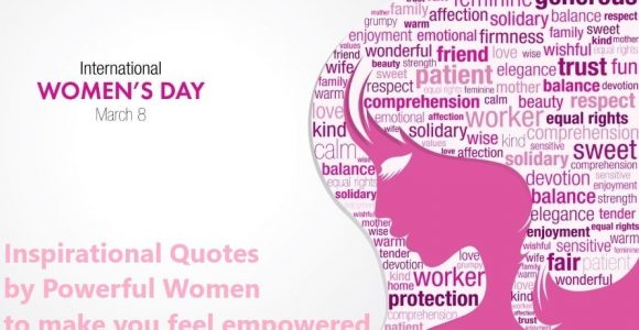 International Women's Day: Inspirational Quotes by Powerful Women to make you feel empowered | Invajy